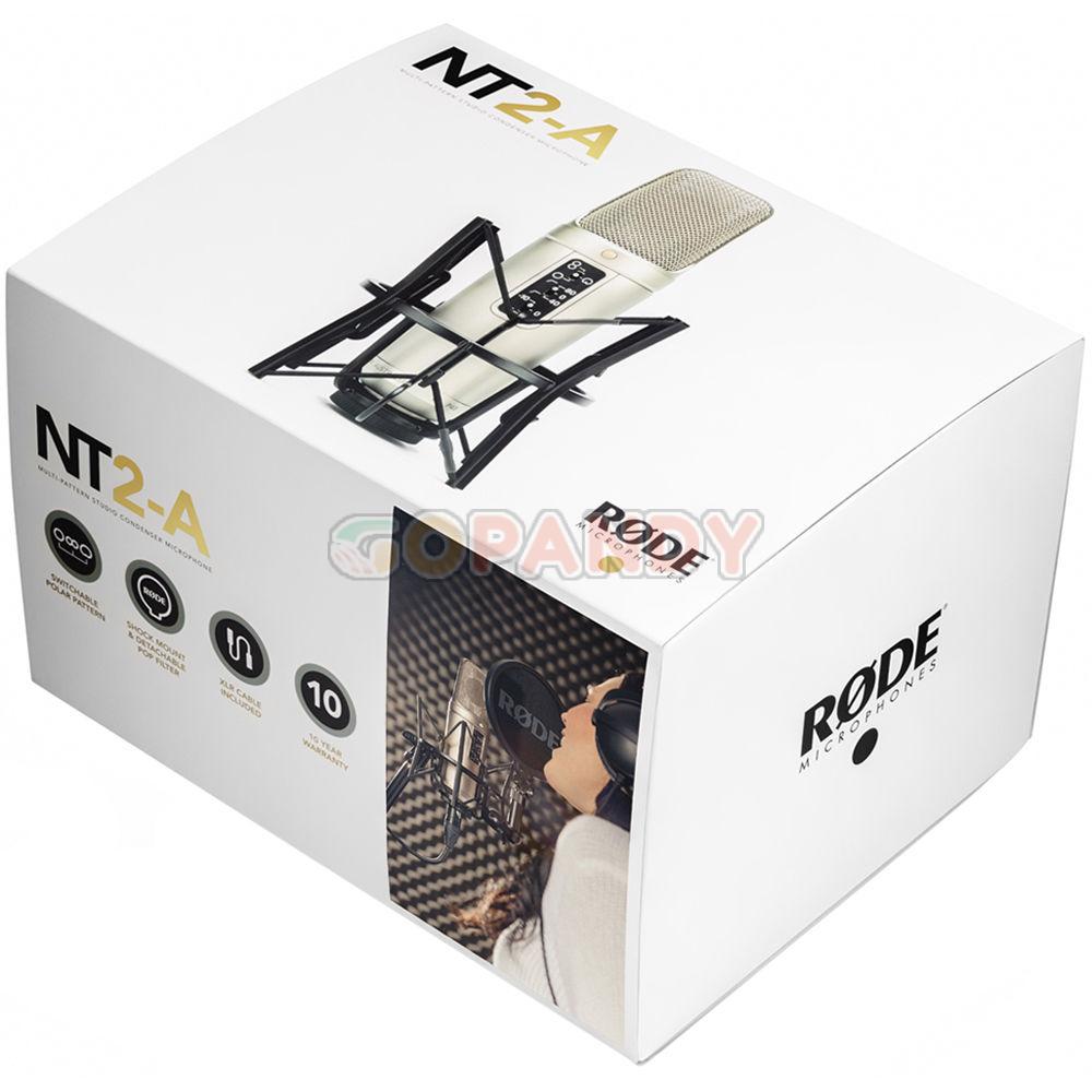 Rode NT2-A copy