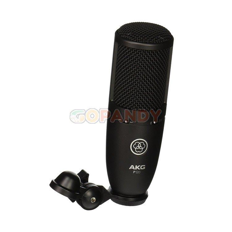 AKG Perception 420 Studio Condenser Microphone