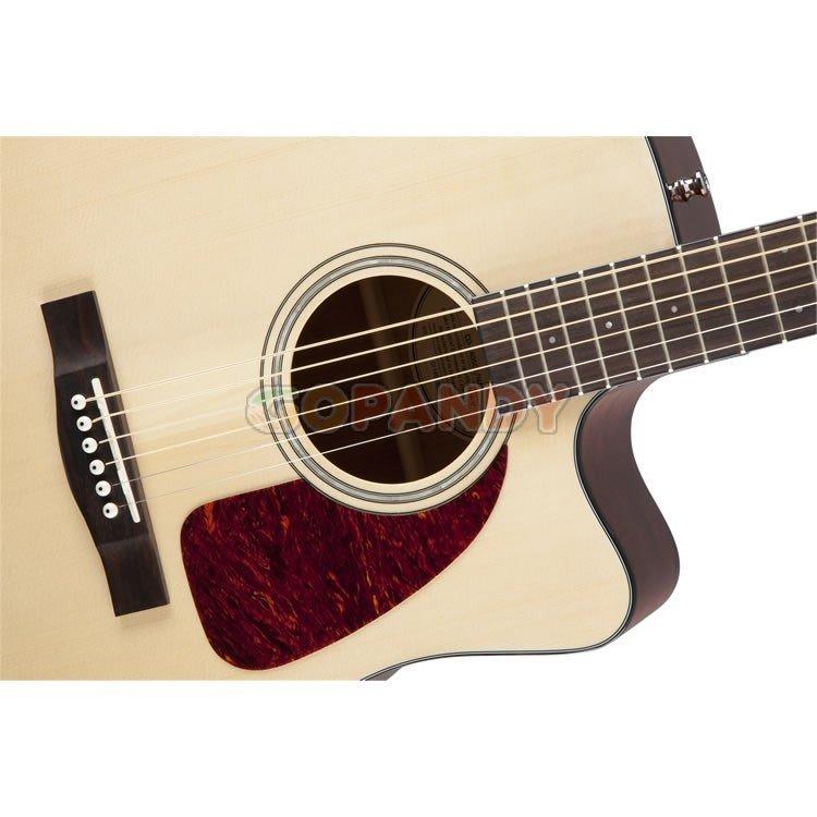 professional acoustic box guitar redburst gopandy musical. Black Bedroom Furniture Sets. Home Design Ideas