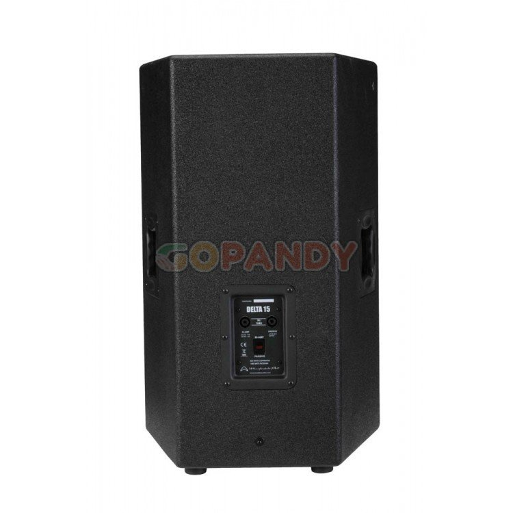 wharfedale delta 15 passive speaker gopandy musical. Black Bedroom Furniture Sets. Home Design Ideas