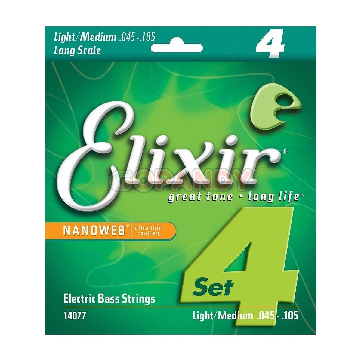 elixir bass guitar string- 01