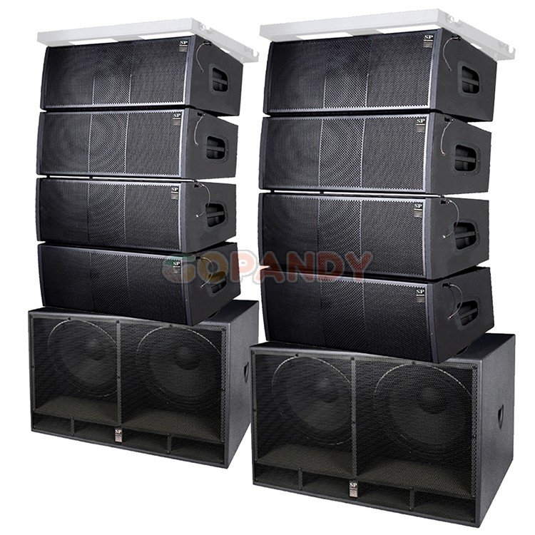 Sound Prince M-8 Line Array Speaker System