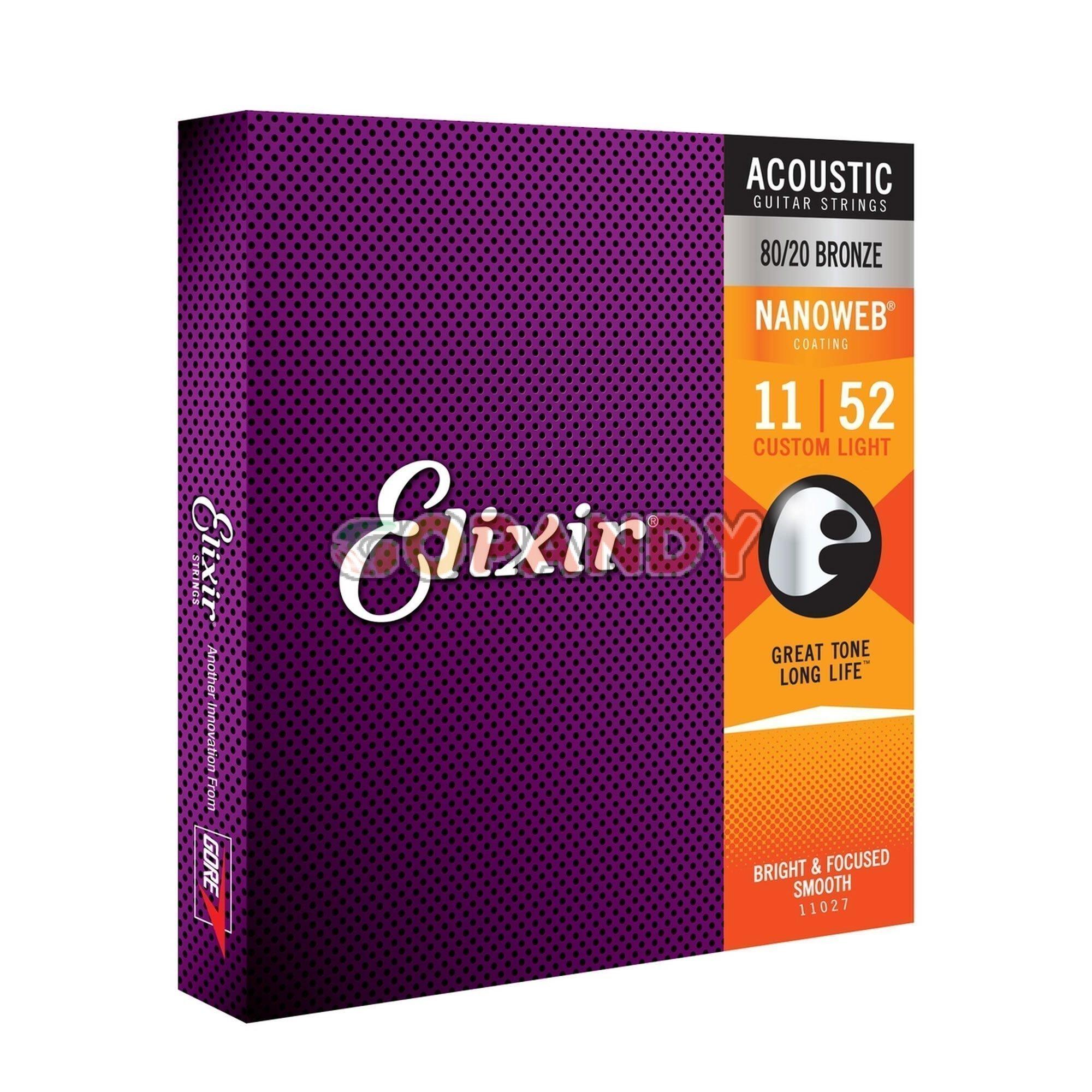 elixir acoustic nanoweb- 02