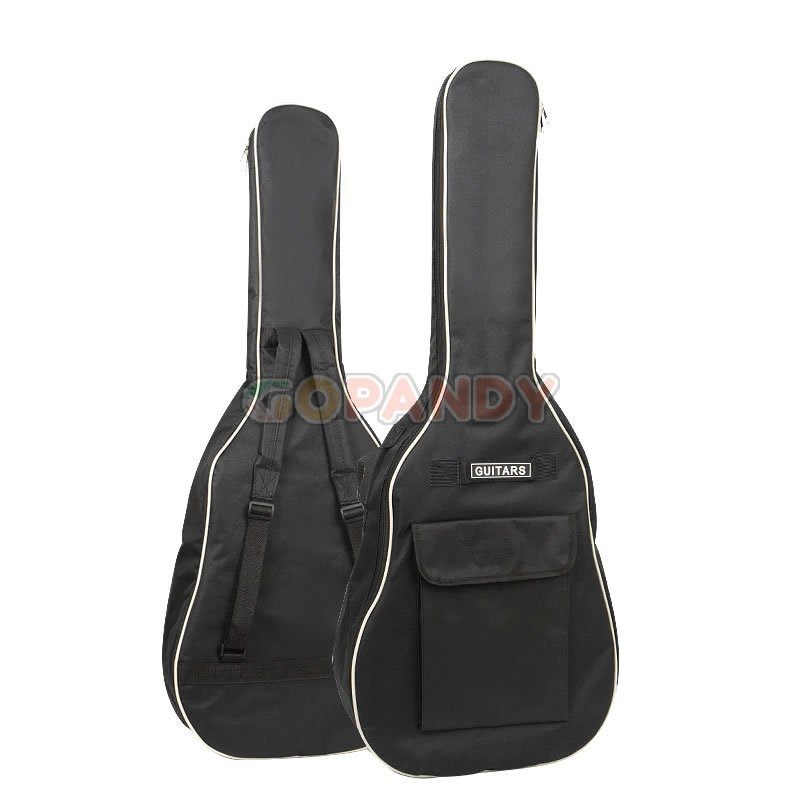 acoustic guitar bag – blk 01